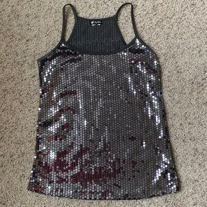 💠 2 for $20! Sequins party tank